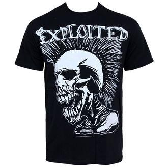 tričko pánské Exploited - Mohican Skull - ST0127, RAZAMATAZ, Exploited