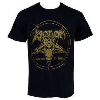 tričko pánské Venom - Welcome To Hell, RAZAMATAZ, Venom