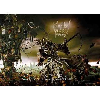 vlajka Children Of Bodom - Relentless, HEART ROCK, Children of Bodom