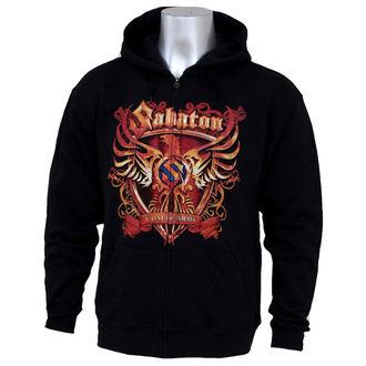 mikina pánská se zipem Sabaton - Coat Of Arms - NUCLEAR BLAST