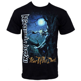 tričko pánské Iron Maiden - Fear Of The Dark - IMTEE06MB, ROCK OFF, Iron Maiden