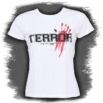 tričko dámské Terror - Bloody Hand - BUCKANEER - 1098