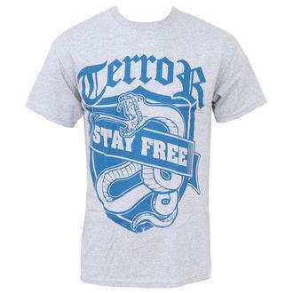 tričko pánské Terror - Stay Free - BUCKANEER - 1108