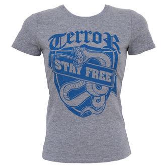 tričko dámské Terror - Stay Free - BUCKANEER, Buckaneer, Terror