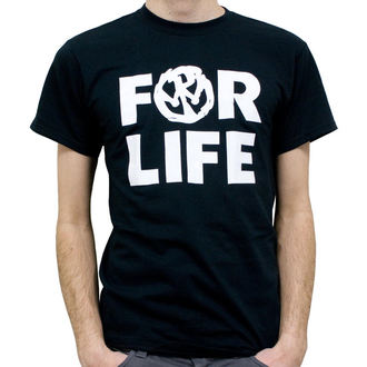 tričko pánské Pennywise - For Life - Black, KINGS ROAD, Pennywise