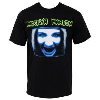 tričko pánské  Marilyn Manson - MMTV - BRAVADO, BRAVADO, Marilyn Manson