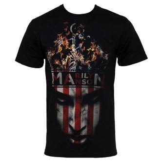 tričko pánské  Marilyn Manson - Crown - BRAVADO, BRAVADO, Marilyn Manson