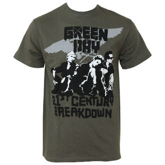 tričko pánské  Green Day - Vandals - BRAVADO