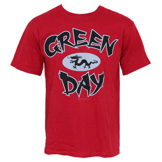 tričko pánské Green Day - Ghina Dragon - BRAVADO, BRAVADO, Green Day
