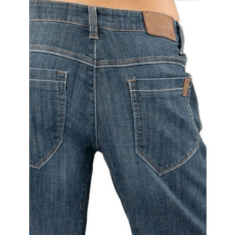 kalhoty dámské -jeansy- HORSEFEATHERS