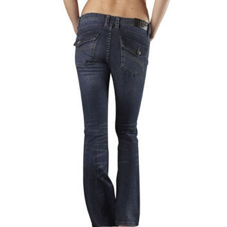 kalhoty dámské (jeansy) FOX - Morrison, FOX
