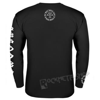 tričko pánské s dlouhým rukávem AMENOMEN - DEI NOSTRI SATANAS LUCIFERI EXCELSI NOMINE, AMENOMEN