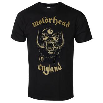 tričko pánské Motörhead - England Classic - ROCK OFF - MHEADTEE09MB