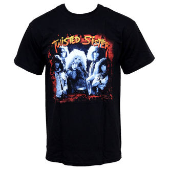 tričko pánské Twisted Sister - I Wanna Rock - LIVE NATION, LIVE NATION, Twisted Sister