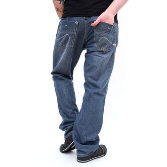 kalhoty pánské -jeansy- SLIM FIT - GLOBE - Coopar
