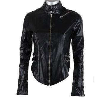 košile dámská (bunda) Black Pistol - Buckle Blouse Sky Black, BLACK PISTOL