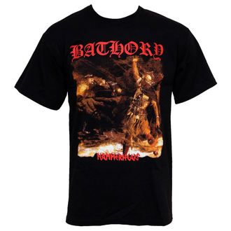 tričko pánské Bathory - Hammerheart - PLASTIC HEAD