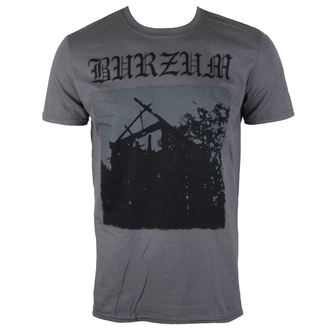 tričko pánské Burzum - Aske - Grey - PLASTIC HEAD, PLASTIC HEAD, Burzum