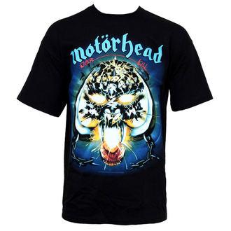 tričko pánské Motorhead - Overkill - PLASTIC HEAD, PLASTIC HEAD, Motörhead