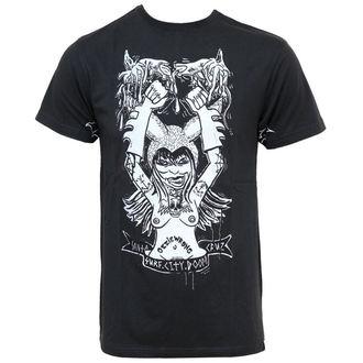 tričko pánské SANTA CRUZ - Ozzie Girl - Vintage Black
