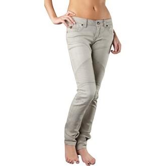 kalhoty dámské -jeansy- FOX - Moto-X - ASH