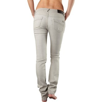 kalhoty dámské -jeansy- FOX - Moto-X, FOX