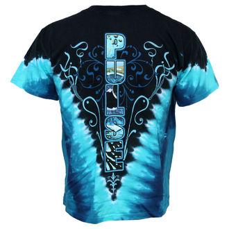 tričko pánské Pink Floyd - Pulse - LIQUID BLUE, LIQUID BLUE, Pink Floyd