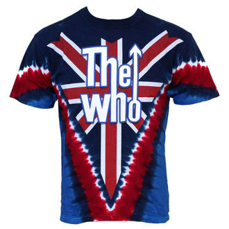 tričko pánské The Who - Long Live - LIQUID BLUE - 11855