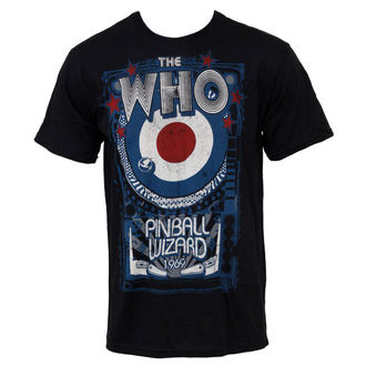 tričko pánské The Who - Pinball - LIQUID BLUE, LIQUID BLUE, Who