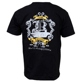 tričko pánské BLACK HEART - Cruster - Black