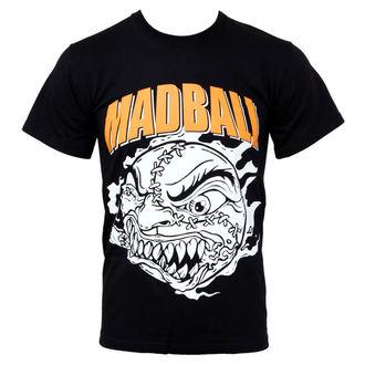 tričko pánské Madball - Classic Ball - Black - BUCKANEER, Buckaneer, Madball