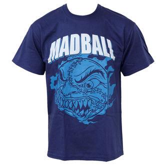 tričko pánské Madball - Classic Ball - Navy - BUCKANEER, Buckaneer, Madball