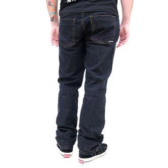 kalhoty pánské -jeansy- MEATFLY - Oxford - C-BLACK