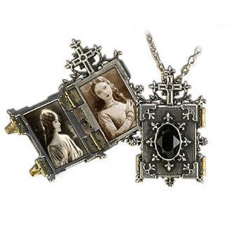 obojek Orthodox Icon Locket - ALCHEMY GOTHIC