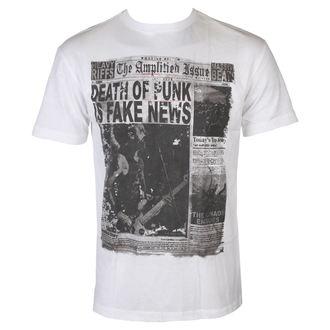tričko pánské PUNK NEWSPAPER - AMPLIFIED, AMPLIFIED