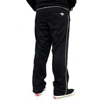 kalhoty (tepláky) pánské TAPOUT - Logo Zip - T10405