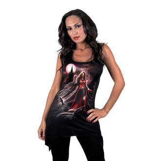 šaty dámské SPIRAL - Blood Moon - Gothbotm Viscose - AS135234