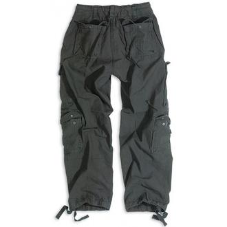 kalhoty SURPLUS - Airborne - BLACK