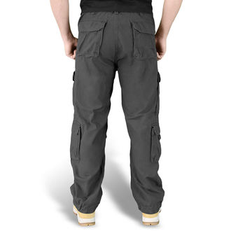 kalhoty SURPLUS - Airborne - BLACK - 05-3598-63