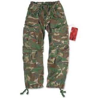 kalhoty SURPLUS - Airborne - WOODLAND - 05-3598-62
