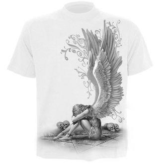 tričko pánské SPIRAL - Enslaved Angel - White - D024M113