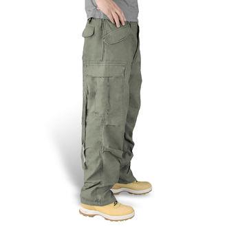 kalhoty SURPLUS - Vintage - OLIV - 05-3596-61