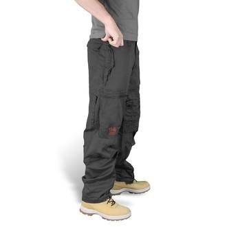 kalhoty SURPLUS - Infantry - BLACK - 05-3599-03