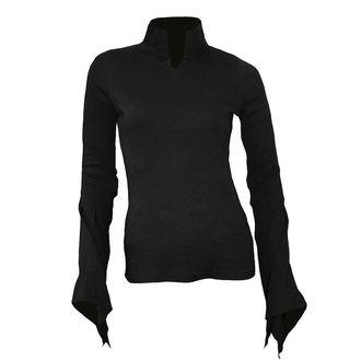 tričko dámské s dlouhým rukávem SPIRAL - Highneck - P001F422