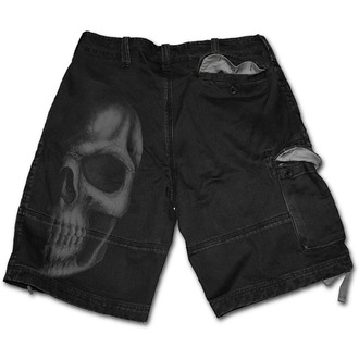 kraťasy pánské SPIRAL - Shadow Skull - T016M701