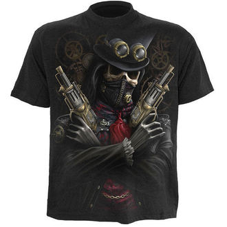 tričko pánské SPIRAL - Steam Punk Bandit - T042M101