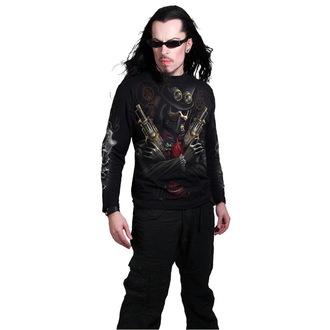 tričko pánské s dlouhým rukávem SPIRAL - Steam Punk Bandit - T042M301