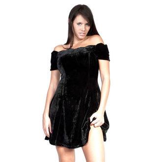 šaty dámské HELL BUNNY - Jessica Dress - 4057 Black