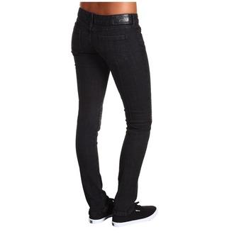 kalhoty dámské METAL MULISHA - Rider Denim - Black