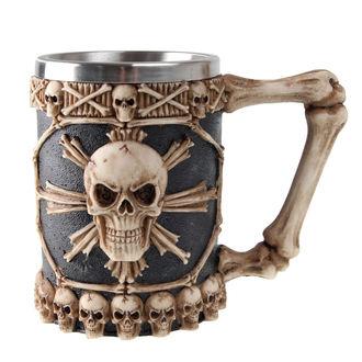 půllitr Large Tankard Of Skulls - NEM3722